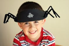 I love the craft foam hats that are available for kids these days. There are so many fun things you can make and create with them. Today, we made some super silly spider hats that are almost too creepy to... Continue Reading →