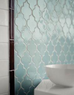 Somertile Moraccan tile choice.