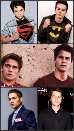 Dylans Teen Wolf