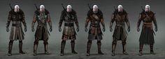 Tw3 Undvik armor concept art by Scratcherpen on DeviantArt