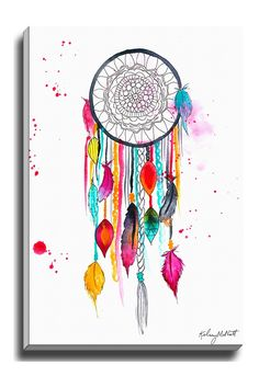 Bashian - Dream Catcher Wall Art at Nordstrom Rack. Free Shipping on orders over $100.