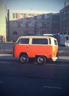 I so want a Volkswagen! I'd love to take a paintball gun and make it tie-dyed! :)
