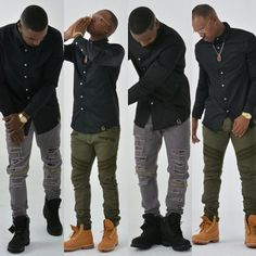 Cool Outfits For Men, Winter Outfits Men, Cute Fall Outfits, Timberland Outfits Men, Spiced Pretzels, Hipster Fashion, Mens Fashion, Birthday Outfit For Teens, Sneakers Outfit Men