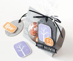 Not So Spooky Halloween Goody Bags! | Simon Says Stamp Blog
