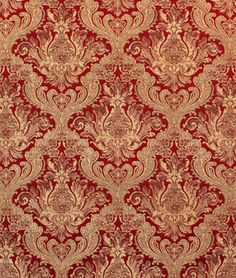 Shop Covington Balenciaga Antique Red Fabric at onlinefabricstore.net for $19.05/ Yard. Best Price & Service.
