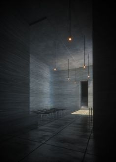 Vals Thermes Peter Zumthor Exercise Photo by Liraat