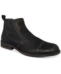 Ecco Birmingham Cap-Toe Boots - Shoes - Men - Macy's