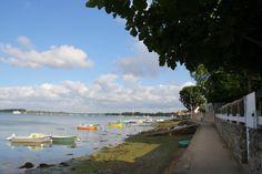 Presqu'île de Conleau, Vannes - Golfe du Morbihan (56) France