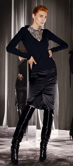 Tom Ford FW 12 women's collection