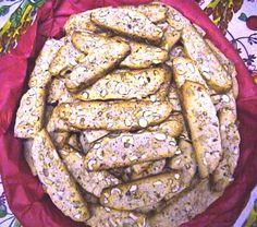 Biscottini al miele di Velletri
