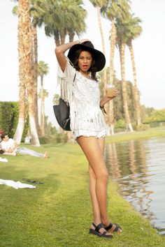 Spotify Brunch at Soho Desert House  Coachella 2014 | Sup3rb http://www.pinterest.com/superbycarolina/