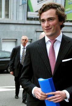 Prince Amedeo of Belgium