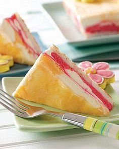 i could go for some orange raspberry dreamsicle cake :)