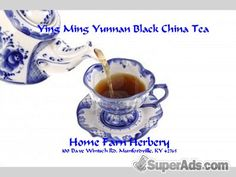 Ying Ming Yunnan Black China Tea is the Gourmet of Black China Tea, Order now in New York NY - Free New York SuperAds
