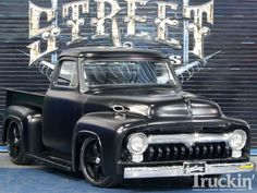 This is a very cool Ford Truck