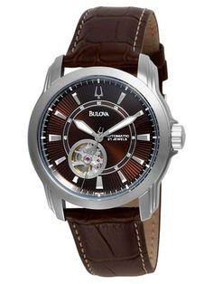 Bulova BVA Automatic 96A108 Mens Watch