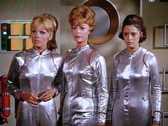 Click this image to show the full-size version. Space Tv Series, Space Tv Shows, Sci Fi Tv Series, Tv Series To Watch, Classic Actresses, Actors & Actresses, Mejores Series Tv, Space Girl, Lost In Space
