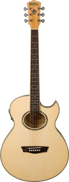 Washburn EA20S Electro-Acoustic - Preowned