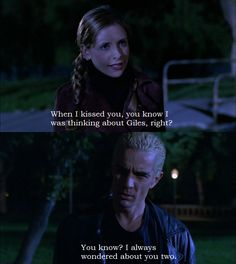 Haha, Spike.  Not afraid to say it out loud.