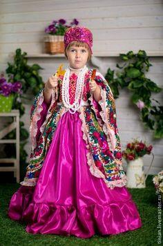 Детское карнавальное платье купить