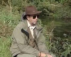Eric Clapton the fisherman