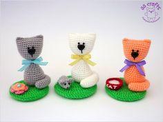 88 Crafts: Котёнок на полянке (+описание)