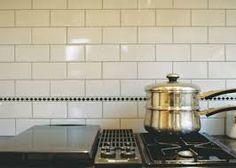 grey grout cream tiles - Google Search