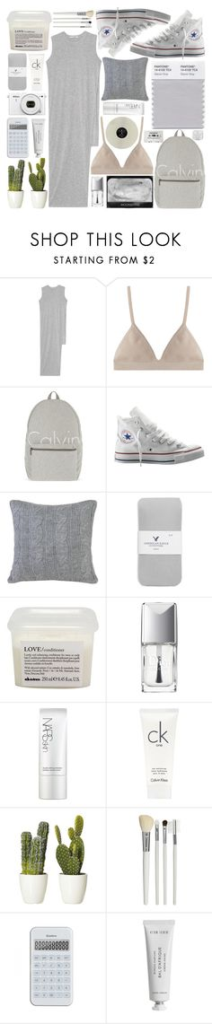 """""""Untitled #487"""" by inkcoherent ❤ liked on Polyvore featuring Acne Studios, Proenza Schouler, Calvin Klein, Converse, Peking Handicraft, American Eagle Outfitters, Davines, Christian Dior, NARS Cosmetics and Cath Kidston"""