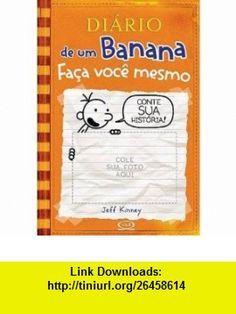 The wimpy kid do it yourself book diary of a wimpy kid jeff diario de um banana faca voce mesmo em portugues do brasil 9788576832584 solutioingenieria Images