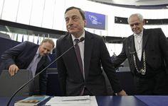Bolsas da Europa recuperam ganhos com BCE e Brasil também no radar - http://po.st/3reHzM  #Bolsa-de-Valores - #BCE, #Dólar, #Euro