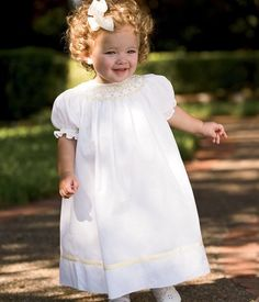 Classic Strasburg Flower Girl Dress Someday Wedding Ideas