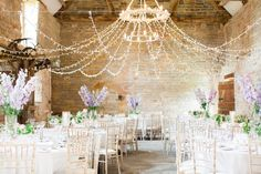 wedding reception - photo by Cecelina Photography http://ruffledblog.com/english-countryside-wedding-inspired-by-gardening