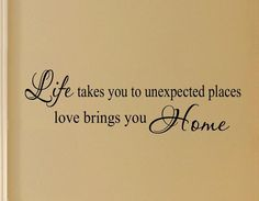 Definitely! #home #family #quote