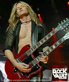 """Doug Aldrich....almost pinned him to my """"for the garden""""  But I wouldn't mind having him in my garden... : )"""
