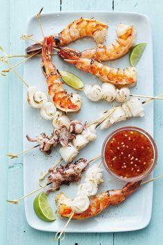 crustacés aigre doux