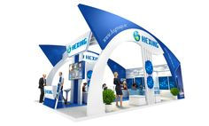 HEXING EXHIBITION STAND