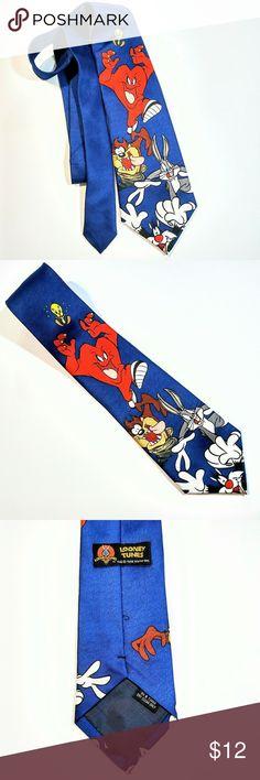 38b7c5c98c Looney Tunes Men's Necktie Gossamer Bugs Bunny Looney Tunes Men's Necktie Warner  Brothers Bugs Bunny Taz