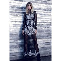 HPNWT✨For Love & Lemons Lace Dreams Maxi Dress BRAND NEW WITH TAG l NO TRADES l PRICE FIRM l Retails for $392 l Comes with the slip For Love and Lemons Dresses Maxi