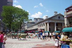 2 - #FaneuilHall Marketplace : #Boston's Top 5 Attractions - http://myeffecto.com/r/1rwC_pn