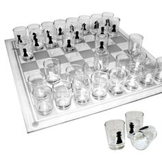 chess with shorts cm) 22007 Chess Board Set, Glass Chess Set, Adult Drinking Games, Fruit Picture, Gadgets, Adult Party Games, Shot Glass, Ceiling Lights, Shorts