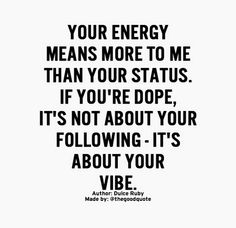 Your energy  quote