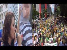 BRASIL ACORDOU!Manifestação HOJE A FAVOR DA LAVA JATO CONTRA RENAN E CON...