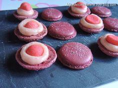 macarons fraise tagada (2)