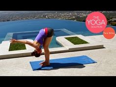 Yoga Cardio Blend - Yoga for Weight Loss - Yoga Inspired Cardio & Toning Workout by Fitness Blender - YouTube