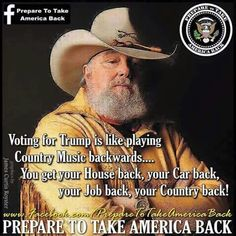 Best Inspirational Quotes About Life QUOTATION – Image : Quotes Of the day – Life Quote Charlie Daniels endorses Donald Trump Sharing is Caring – Keep QuotesDaily up, share this quote ! Satire, Charlie Daniels, Vote Trump, Trump Wins, Political Views, Political Quotes, Trump Train, Trump Pence, Conservative Politics