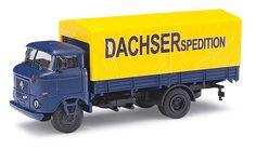 """Busch 95142 ESPEWE IFA W50 Sp (Speditionspritsche) """"Dachser"""""""