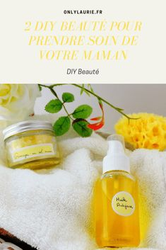 cadeaux fête des mères only laurie Diy Beauté, Soap, Beauty, Bio, Bun Hair, Beauty Recipe, First Mothers Day Gifts, Gifts, Mother's Day Diy