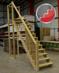 External staircases- External Timber Staircases from Stairplan Staircase Outdoor, Timber Staircase, Wood Staircase, Wooden Stairs, Staircase Design, Outside Stairs Design, Balcony Railing Design, House Stairs, Garage Stairs
