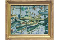 French Harbor, 1961 on OneKingsLane.com
