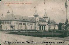 Orasul lui Bucur: Expozitia din 1906 Mecca, Pavilion, Taj Mahal, Louvre, Building, Dan, Painting, Travel, Prussia